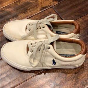 Polo Ralph Lauren Mens Sneakers Sz. 11